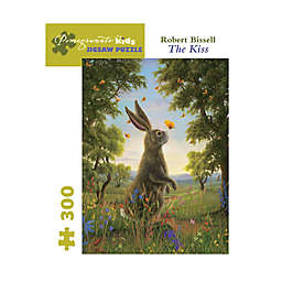 Robert Bissell The Kiss 300-Piece Jigsaw Puzzle