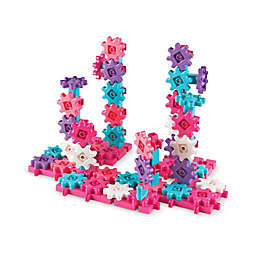 Learning Resources® Gears! Gears! Gears! 100-Piece Deluxe Pink Building Set