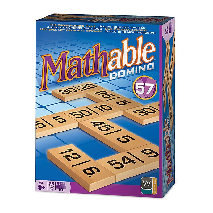 Alternate image 1 for Wooky Entertainment Mathable Domino