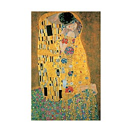 Piatnik Klimt The Kiss Metallic 1000-Piece Jigsaw Puzzle