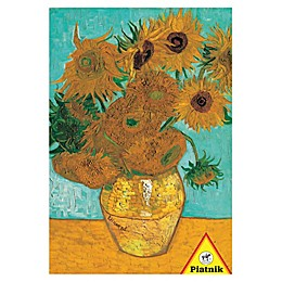 Piatnik Van Gogh - Vase with Twelve Sunflowers 1000-Piece Jigsaw Puzzle