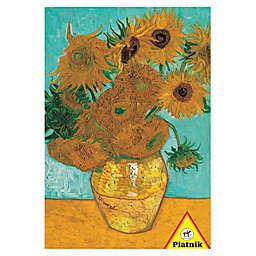 Piatnik Van Gogh - Vase with Twelve Sunflowers 1000-Piece Jigsaw Puzzle