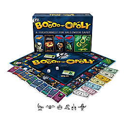 Late For The Sky Booo-opoly Game (Halloween)