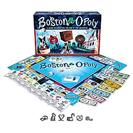 Late For The Sky Boston-opoly Game