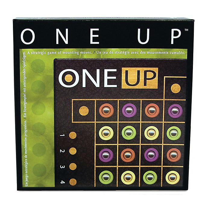 Alternate image 1 for Family Games Inc. One Up Game