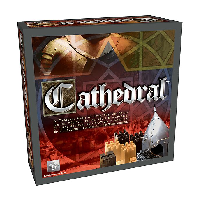 Alternate image 1 for Family Games Inc. Classic Edition Cathedral Game