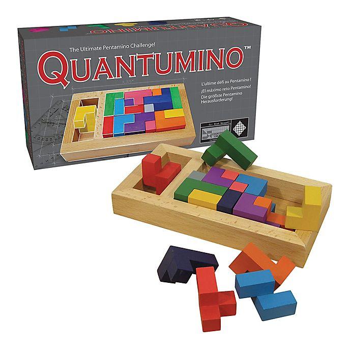 Alternate image 1 for Family Games Inc. Quantumino Game