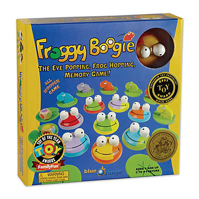 Blue Orange Games Froggy Boogie Game