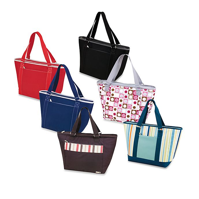Alternate image 1 for Picnic Time® Topanga Insulated Cooler Tote