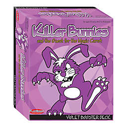 Playroom Entertainment Killer Bunnies and Quest for the Magic Carrot: Violet Booster Deck #4