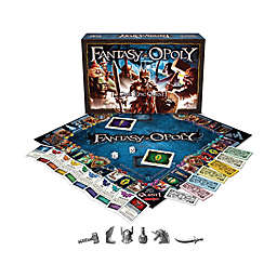 Late For The Sky Fantasy-opoly Game