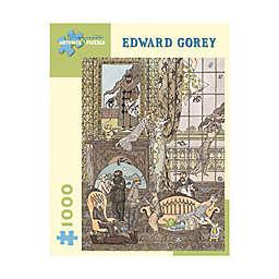 Edward Gorey Frawgge Manufacturing Co. 1000-Piece Jigsaw Puzzle
