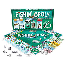 Late For The Sky Fishin'-opoly Game