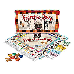 Late For The Sky Frenchie-opoly Game
