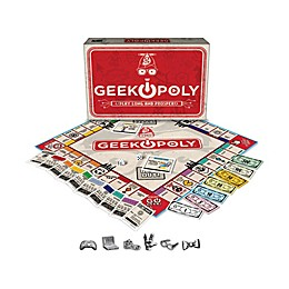 Late For The Sky Geek-opoly Game