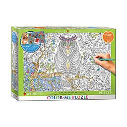 EuroGraphics Color-Me 500-Piece Vibrant Wisdom Puzzle