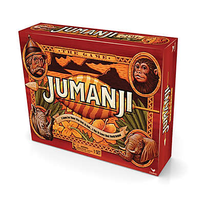Cardinal Jumanji Board Game