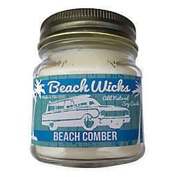 Beach Wicks Beach Comber Soy Jar Candle