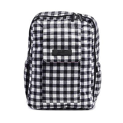Ju-Ju-Be® Onyx Minibe Diaper Bag in Gingham Style