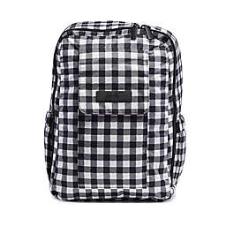 Ju-Ju-Be® Onyx Minibe Diaper Bag in Gingham Style