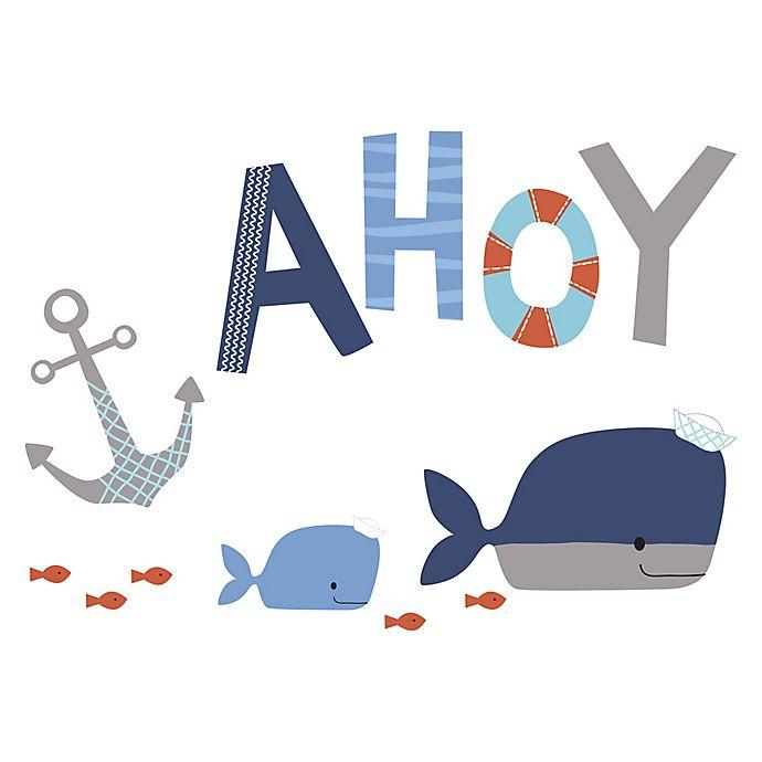 Lambs & Ivy® Ahoy Wall Decals   buybuy BABY