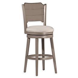 Hillsdale Furniture Upholstered Swivel Bar Stool