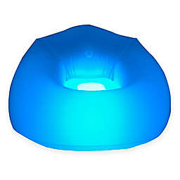 Blochair™ Inflatable Light Up Chair