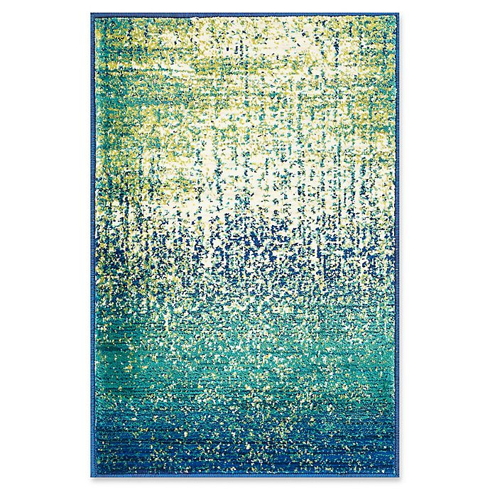 Alternate image 1 for Loloi Rugs Madeline Cascade 2' x 3' Accent Rug in Blue