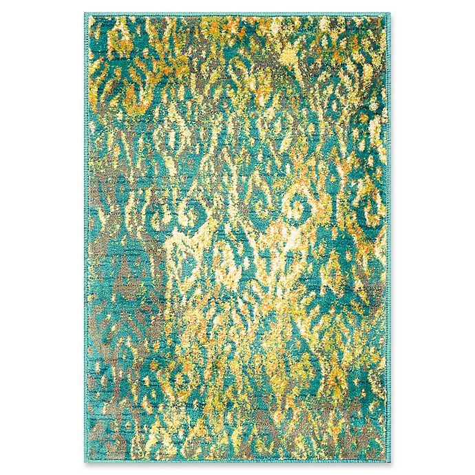 Alternate image 1 for Loloi Rugs Madeline Lagoon 2' x 3' Accent Rug in Green