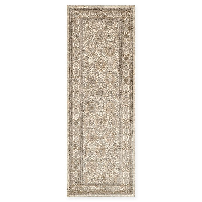 Alternate image 1 for Loloi Rugs Century 2'8 x 7'6 Runner in Sand/Taupe