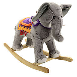 Animal Adventure® Circus Elephant Rocker