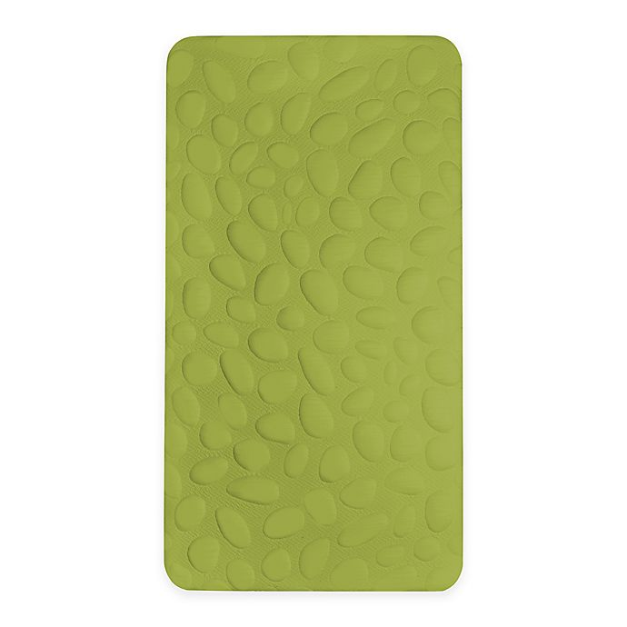 Alternate image 1 for Nook Sleep Systems™ Pebble Pure Crib and Toddler Mattress in Lawn