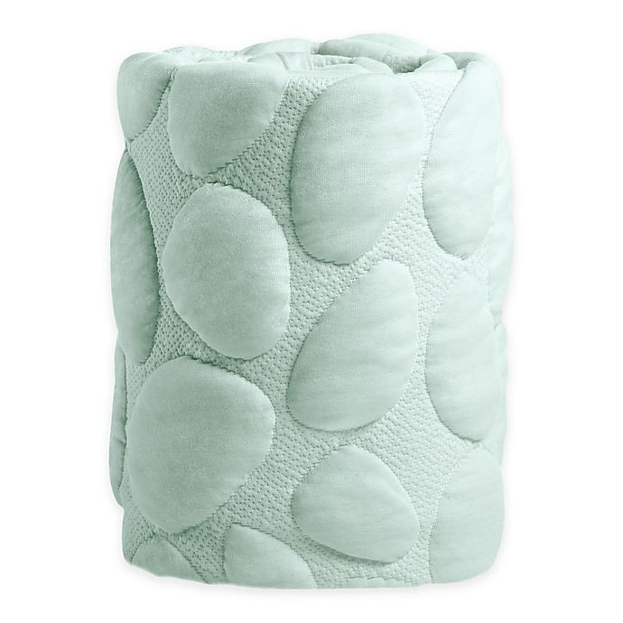 Alternate image 1 for Nook Sleep Systems™ Pebble Pure Crib Mattress Wrap in Glass