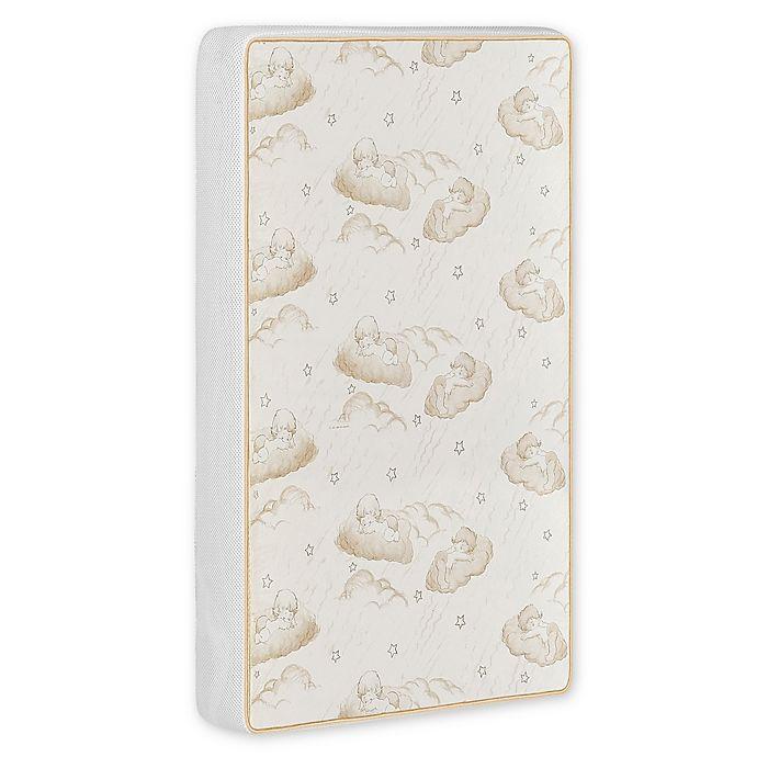 Alternate image 1 for Dream On Me Breathable 2-Sided Mini/Portable Crib Foam Mattress