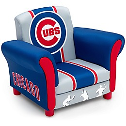 MLB Chicago Cubs® Kids Upholstered Chair