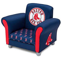MLB Boston Red Sox Delta Children Kids Upholstered Chair
