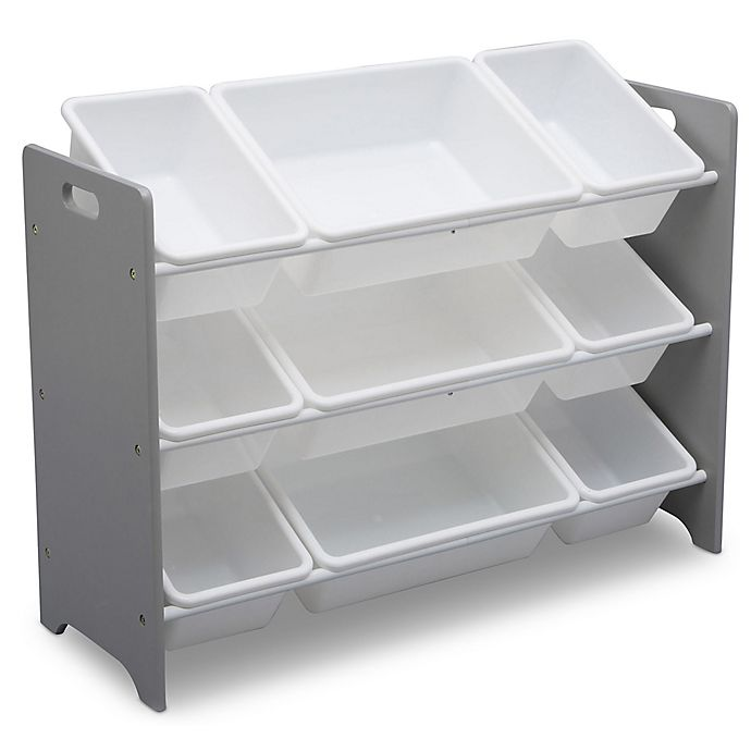 Alternate image 1 for Delta Children MySize Bin Plastic Toy Organizer