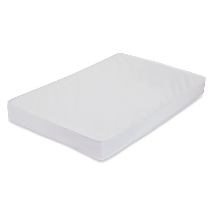 "LA Baby 3"" Waterproof Mini Portable Crib Mattress 