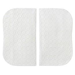 HALO® Bassinest® Twin Waterproof Mattress Pad (Set of 2)