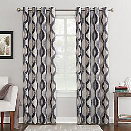 Sun Zero® Courtney Room Darkening Grommet Top Window Curtain Panel