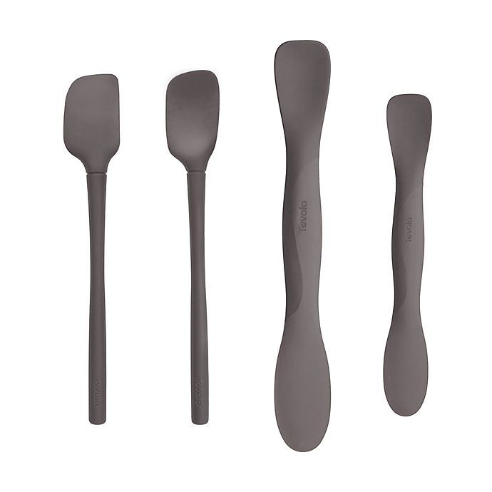 Alternate image 1 for Tovolo® 4-Piece Silicone Mini Spatula Set