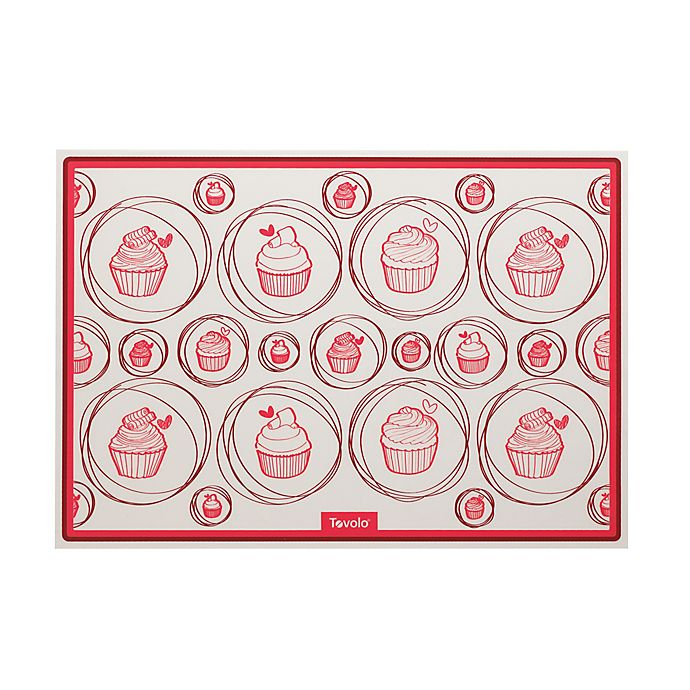 Alternate image 1 for Tovolo® Silicone Baking Mat for Jelly Roll Pan