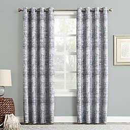 Sun Zero® Darren Grommet Room Darkening Window Curtain Panel (Single)