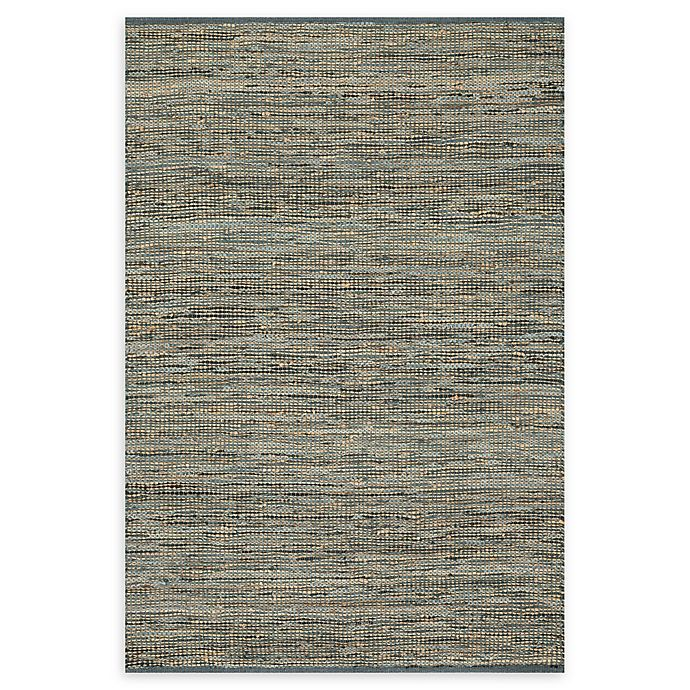 Alternate image 1 for Loloi Rugs Edge 5' x 7'6 Handwoven Area Rug in Grey