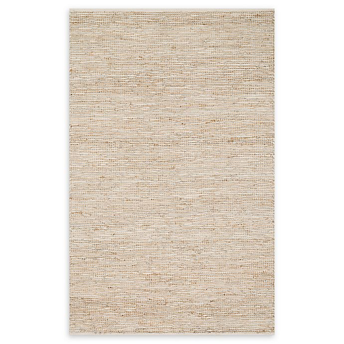 Alternate image 1 for Loloi Rugs Edge 5' x 7'6 Handwoven Area Rug in Ivory