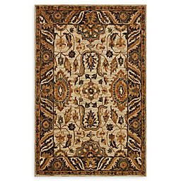 Loloi Rugs Victoria Rug in Ivory/Dark Taupe
