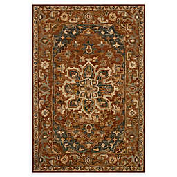Loloi Rugs Victoria Rug in Rust