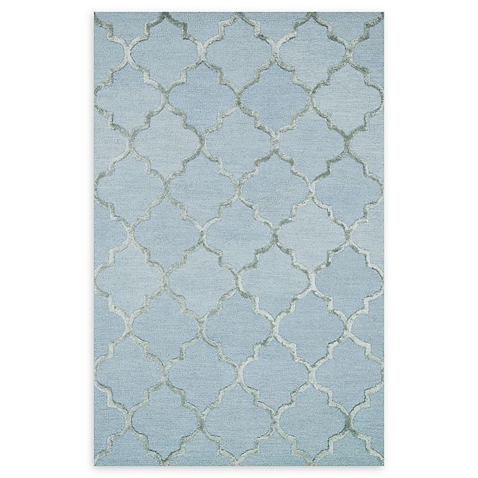 Alternate image 1 for Loloi Rugs Panache 3'6 x 5'6 Area Rug in Mist