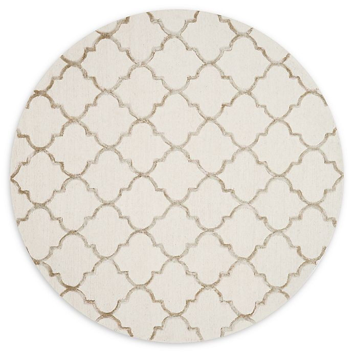 Alternate image 1 for Loloi Rugs Panache 7'6 Round Rug in Ivory/Beige