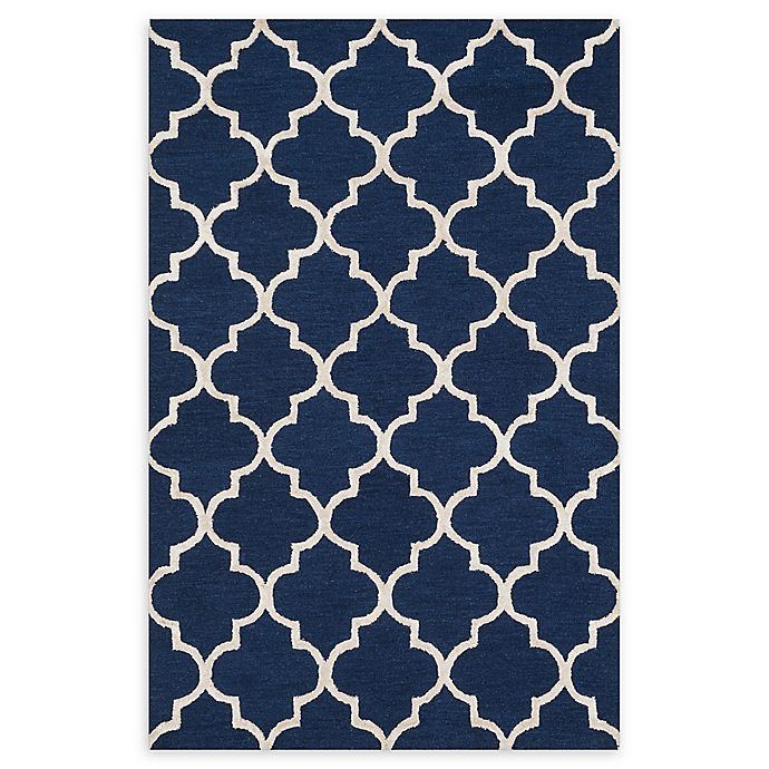 Alternate image 1 for Loloi Rugs Panache 7'6 x 9'6 Area Rug in Navy/Silver